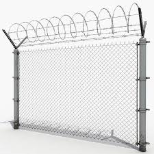Barbed Wire Fence 3d Model Turbosquid 1230652 Home Decor Decor Fence Homedecor Wire Fence Barbed Wire Fencing Iron Fence