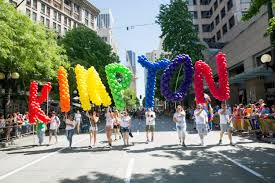 Kimpton Hotels & Restaurants at Seattle Pride Parade - Photo Credit Adela  Lee - Life is Suite