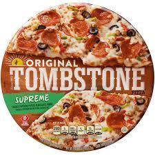 tombstone original supreme pizza 22 oz