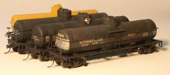 Modeling The Sp Sp Tank Car Decals