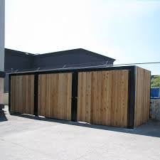 Commercial Garbage Enclosures Nikls One Call Property Services