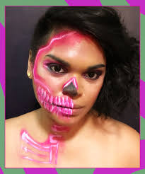 scary and easy halloween makeup ideas