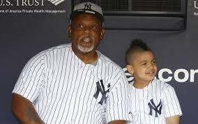 Prince Fielder and estranged father Cecil share moment on Friday -  CBSSports.com