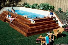 Above Ground Lap Pool DIY Build Your Own Swimming Pool DIGITAL   Etsy