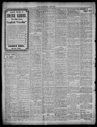The Southern Mercury. (Dallas, Tex.), Vol. 22, No. 40, Ed. 1 Thursday,  October 2, 1902 - Page 8 of 8 - The Portal to Texas History