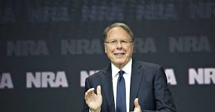 NRA Spent Thousands on Covert Campaign to Keep Wayne LaPierre in Power