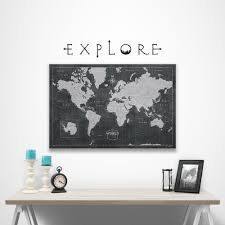 Explore Word Decal Graphic