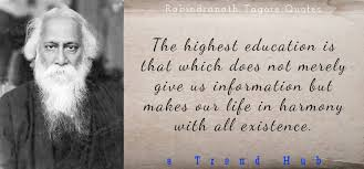 rabindranath tagore quotes images