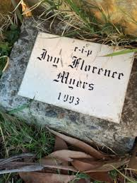 Ivy Florence Rolfe Myers (1922-1993) - Find A Grave Memorial