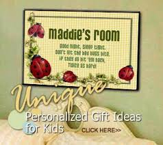 personalized baby gifts children s