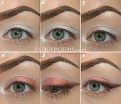 how to do simple makeup step by step