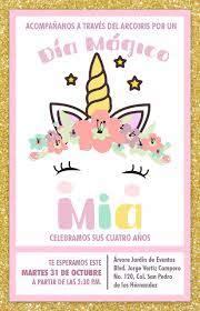 Original Invitacion De Cumpleanos Infantil Party Invitaciones