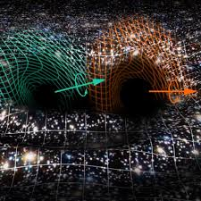 Descubren el agujero negro más masivo detectado con ondas gravitacionales