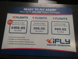 ifly seattle review ways to save on