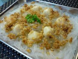 Scallops with Bean Vermicelli ...