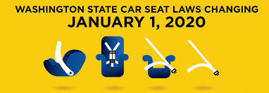 washington state car seat laws are
