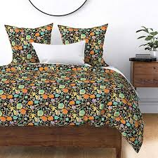 com roostery duvet cover ditsy