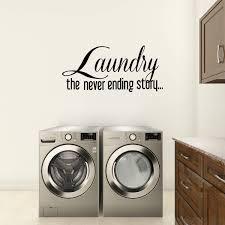 Laundry Room Decals For Glass Door Bloxburg Machine Wall Art Australia Instructions Vinyl Vamosrayos