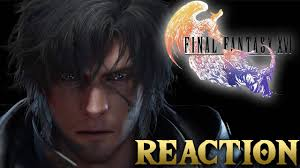 THE COMBAT, THE MUSIC, IT'S REAL!! | Final Fantasy XVI Trailer - REACTION -  YouTube