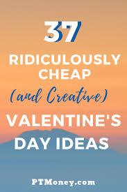 creative valentine s day ideas