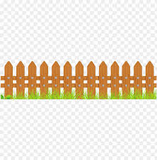 Download Image Transparent Fencing Wood Fence Vector Png Free Png Images Toppng