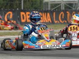 Carlos Sainz en Kart?