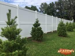 Vinyl Fence Nj Fence Installation