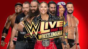 live wrestle mania wwe hd wallpapers