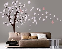 Tree Cherry Blossom Wall Decal Honey Shack Dallas From Super Gorgeous Cherry Blossom Wall Decal Pictures