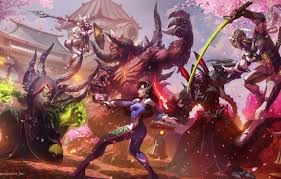 heroes of the storm wallpapers top