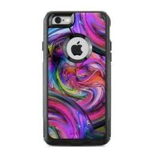 Skin For Otterbox Commuter Iphone 6 6s Marbles By Juleez Sticker Decal Ebay