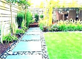 backyard garden design ideas low