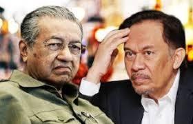 Mahathir VS Anwar Lagi!!!