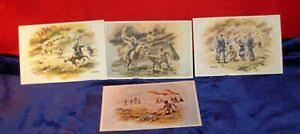 4 Vintage Native American WOUNDED KNEE PRINTS-Adele Lewis-Sioux  Massacre-6X4 | eBay