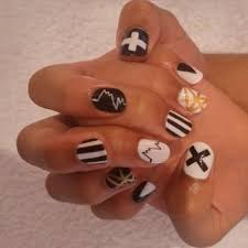 nail art west london nails by mets