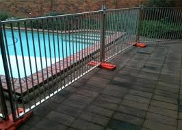 Multi Function Temporary Pool Fencing Removable Pool Fence No Drilling For Sale Temporary Pool Fencing Manufacturer From China 108121428