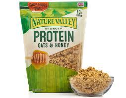protein granola 28 oz oats n honey