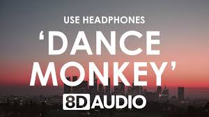 TONES AND I - DANCE MONKEY (8D AUDIO) ? - YouTube