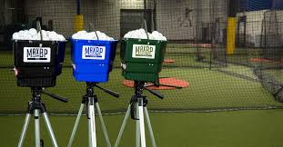 Maxbp Reaction Training Small Ball Wiffle Pitching Machines