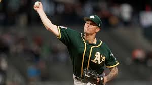 Aaron Brooks named fifth starter to complete A's pitching rotation ...