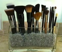 diy makeup brush holder the makeup