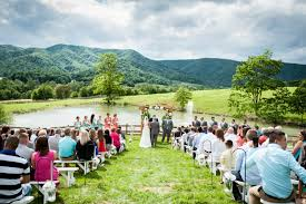 8 unique blue ridge mounn wedding