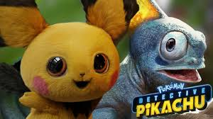 New Pokemon in 2020 Detective Pikachu 2 Movie! - YouTube