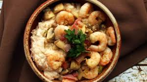 AIP Coconut Shrimp and Grits Recipe