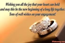christian wishes for engagement