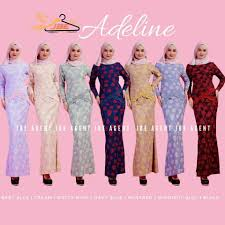 KURUNG ADELINE PRICE : $60 POSTAGE :... - Sistaz Closet by A'isyah Siti |  Facebook