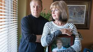 Bowmanville couple Al and Christy Brunt fighting for change after  firefighting trainee son's death | GuelphMercury.com