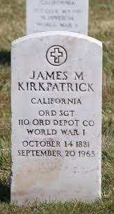 James McCune Kirkpatrick (1881-1965) - Find A Grave Memorial