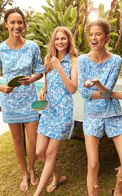 Lilly Pulitzer Summer Collection Launch ...