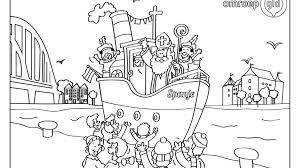 Voor De Kids Gelderse Kleurplaat Voor De Sint Omroep Gelderland